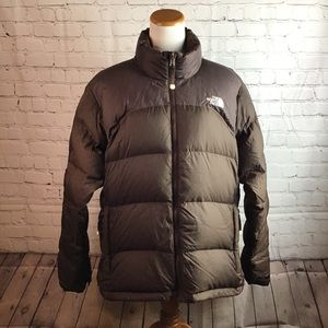 North Face 700 goose down filled ladies coat